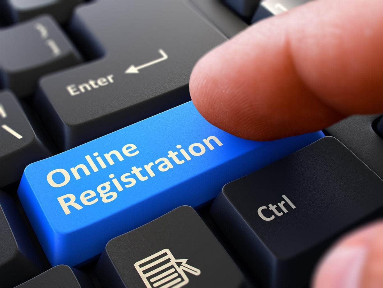 online-registration
